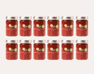 12 x Passata di pomodoro Cuore di bue